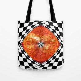 Portal to the Sun Tote Bag