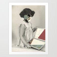 Autodidactism (2014) Art Print