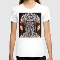 native american T-shirts featuring Native by PanDuhVka
