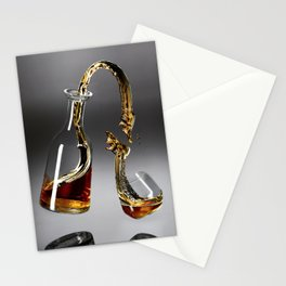 Gravity Scotch Stationery Cards
