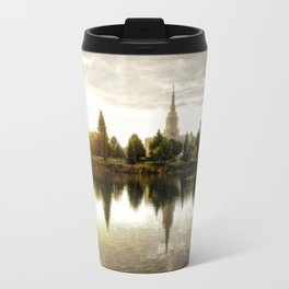 Idaho Falls Temple - Sunrise Travel Mug
