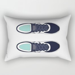 air max zero #4 Rectangular Pillow