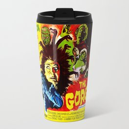 The Gorgon, vintage horror movie poster, 1964 Travel Mug