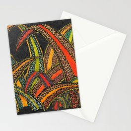 Richard's Leaves Stationery Cards