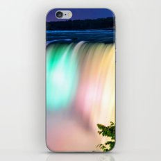 Colored Water iPhone & iPod Skin