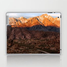 Mount Whitney & Alabama Hills, California Laptop & iPad Skin