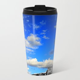 Tunnel View, Yosemite National Park, Fall 2013, Select Colour Metal Travel Mug