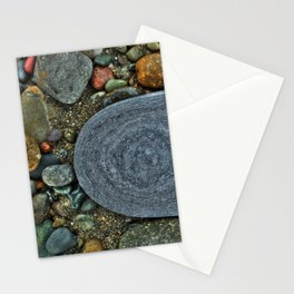 Beach Geology Stationery Cards