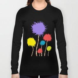 Suessy Flowers Long Sleeve T-shirt