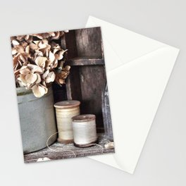 Vintage Vignette Stationery Cards