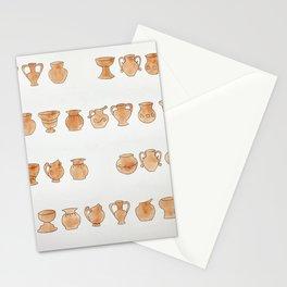 Greek Vases Stationery Cards