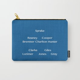 Classic Revie Starting XI Carry-All Pouch