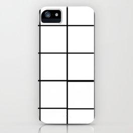 The Minimalist iPhone Case