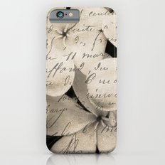 Letter from Paradise iPhone 6s Slim Case