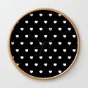 Hearts ((white on black)) by msjay