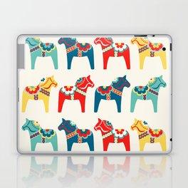 Swedish Horses Laptop & iPad Skin