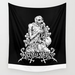 Holy Diver Wall Tapestry