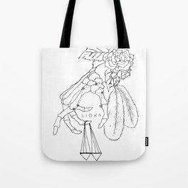 // Libra // Tote Bag