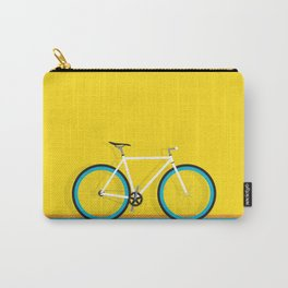 My white bicycle Carry-All Pouch