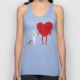 beginners Unisex Tank Top