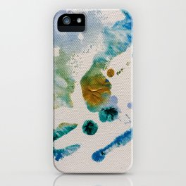Sky Life Transmogrified iPhone Case