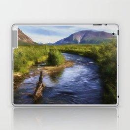 Just Wandering Laptop & iPad Skin
