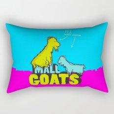 Mall Goats Rectangular Pillow