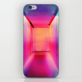 Colorful Entrance iPhone Skin