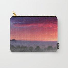 Glastonbury Dawn  Carry-All Pouch