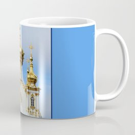 Peterhof Palace st Petersburg Russia Motif Coffee Mug