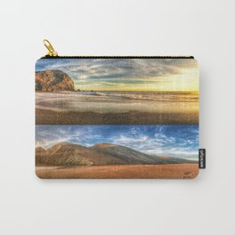 Tennessee Valley Stacked Panorama Carry-All Pouch