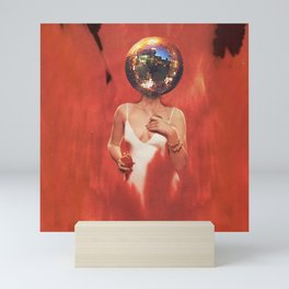 Discoteque Mini Art Print