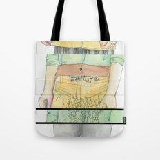 2 p.m. Tote Bag