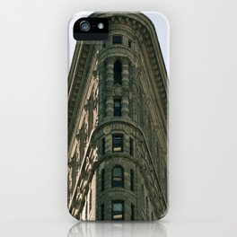 Flatiron Building II iPhone Case