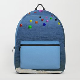 Buoys 01 Backpack
