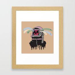 Dead Space: The Spirits Escape Framed Art Print