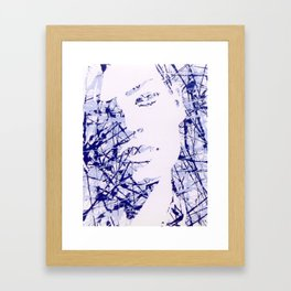 Study 2 Framed Art Print