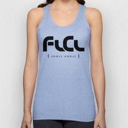 FLCL - Fooly Cooly Unisex Tank Top