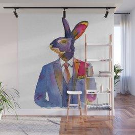 Belgian Hare Wall Mural