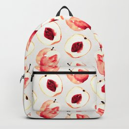 Pink Peach Pattern I Backpack