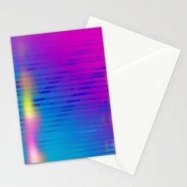 Outrun Light Leak 1 Stationery Cards