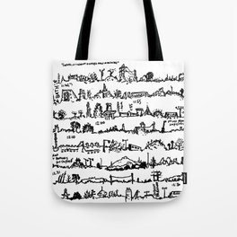 One Hour on the 11:30 from Bristol Temple Meads Tote Bag