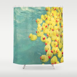 Escaping Normal Shower Curtain