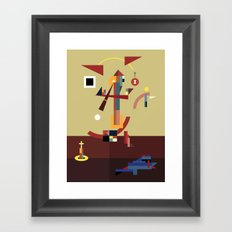 taxiarch Framed Art Print