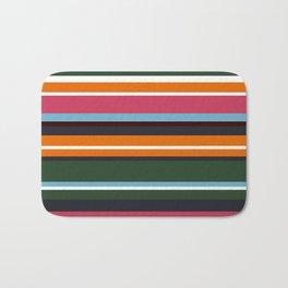 Minimal Art Lines 5 Bath Mat