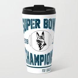 super bowl champions 2018 Travel Mug
