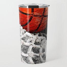 Basketball artwork variant 2 Travel Mug