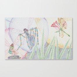 fairy jewel Canvas Print