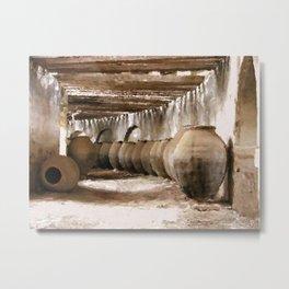 Old cellar Metal Print