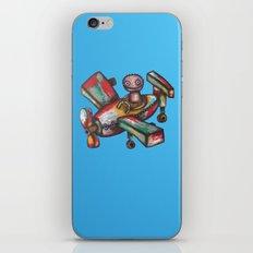Aeroplane iPhone Skin